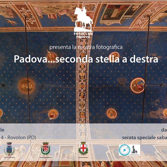Padova…seconda stella a destra